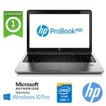 Notebook HP ProBook 450 G2 Core i7-4510U 2.0 GHz 8Gb 1Tb 15.6' HD DVD-RW Windows 10 Professional