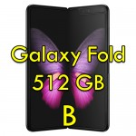 Smartphone Samsung Galaxy Fold SM-F907 7.3' AMOLED 12G RAM 512Gb 12MP Black [Grade B]