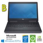 Mobile Workstation Dell Precision 7720 i7-7820HQ 16Gb 512Gb 17.3' NVIDIA Quadro P3000 6GB Win 10 Pro [Grade B]