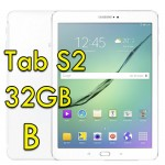 Tablet Samsung Galaxy Tab S2 SM-T819 9.7' 32Gb WiFi 4G LTE Bianco Android OS [Grade B]