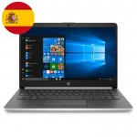 Notebook HP 14-dk0011ns RYZEN5-3500U 2.1GHz 8Gb 512Gb SSD 14' HD LED Windows 10 HOME [LINGUA SPAGNOLA]