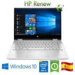 Notebook HP 14-dw0000ns i5-1035G1 1.0GHz 8Gb 512Gb SSD 14' FHD LED Windows 10 HOME [LINGUA SPAGNOLA]