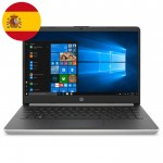 Notebook HP 14s-dq1009ns i7-1065G7 1.3GHz 8Gb 512Gb SSD 14' HD LED Windows 10 HOME [LINGUA SPAGNOLA]