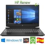 Notebook HP Pav GAMING 15-ec0002ns R5-3550H 8Gb 512Gb 15.6' GeForce GTX1050 3GB Win 10 HOME [LINGUA SPAGNOLA]