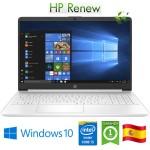 Notebook HP 15s-fq1115ns i5-1035G1 1.0GHz 8Gb 512Gb SSD 15.6' FHD LED Windows 10 HOME [LINGUA SPAGNOLA]