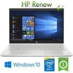 Notebook HP Pavilion 14-ce3040nl i7-1065G7 8Gb 512Gb SSD 14' Nvidia GeForce MX250 4GB Windows 10 HOME