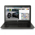 Mobile Workstation HP ZBOOK STUDIO 15 G4 Core i5-7300HQ 16Gb 256Gb SSD 15.6' Nvidia Quadro M1200 Win. 10 Pro