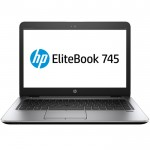 Notebook HP EliteBook 745 G4 AMD A10-8730B 8Gb 256Gb SSD 14' HD Windows 10 Professional [Grade B]