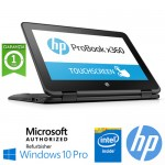 Notebook HP ProBook X360 11 G1 EE N4200 1.1GHz 4Gb 128Gb SSD 11.6' Windows 10 Professional