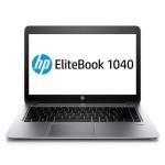 Notebook HP EliteBook Folio 1040 G2 Intel Core i7-5600U 2.6GHz 8Gb 180Gb SSD 14' Windows 10 Professional