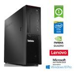 Workstation Lenovo ThinkStation P300 SFF E3-1231V3 3.4GHz 16Gb 256Gb QUADRO K620 2GB Windows 10 Professional