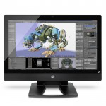 Workstation All in One HP Z1 G2 AIO Intel Xeon E3-1280 V3 16Gb 256Gb DVD-RW 27' FHD Quadro K3100M 4Gb 10 Pro.