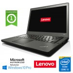 Notebook Lenovo Thinkpad X240 Core i5-4200U 1.6GHz 8Gb Ram 240Gb SSD 12.5' Windows 10 Professional