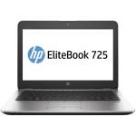 Notebook HP Elitebook 725 G3 A12-8800B 2.1GHz 8Gb 256Gb SSD 12.5' Windows 10 Professional [Grade B]