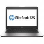 Notebook HP Elitebook 725 G3 A10-8700B 1.8GHz 8Gb 256Gb SSD 12.5' Windows 10 Professional