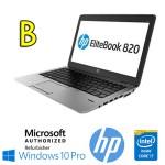 Notebook HP EliteBook 820 G2 Core i7-5600U 8Gb 500Gb 12.5' HD AG LED Windows 10 Professional Leggero [Grade B]
