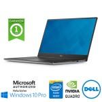 Mobile Workstation Dell Precision 5520 Xeon E3-1505MV6 3.0GHz 16Gb 512Gb 15.6' Quadro M1200 4GB Win 10 Pro