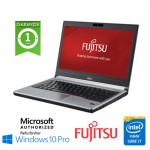 Notebook Fujitsu Lifebook E736 Core i7-6500U 8Gb Ram 500Gb DVD-RW 13.3' Windows 10 Professional
