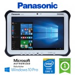 Tablet Panasonic Toughpad FZ-G1 Rugged Core i5-5300U 2,3GHz 8Gb 256Gb SSD 10.1' Windows 10 Professional