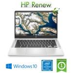 Notebook HP Chromebook 14a-na0013nl Intel Celeron N4000 1.1GHz 4Gb 64Gb SSD 14' FHD LED Chrome OS