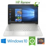 Notebook HP 15s-eq0058nl RYZEN7 PRO 3700U 2.3GHz 8Gb 512Gb SSD 15.6' FHD LED Windows 10 HOME