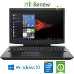 Notebook HP Omen 17-cb1002nl Core i7-10750H 16Gb 1Tb SSD 17.3' FHD LED GeForce RTX 2070S 8GB Win. 10 HOME