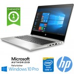 Notebook HP ProBook 430 G6 Core i5-8265U 1.6GHz 8Gb 256Gb 13.3' FHD LED Windows 10 Professional