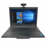 Notebook NEC VersaPro VD-VK27M Core i5-4310M 8Gb 320Gb 15.6' HD + WEBCAM + Wifi Dongle Win 10 Pro[Grade B]