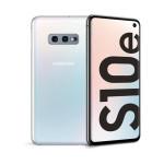 Smartphone Samsung Galaxy S10e SM-G970F/DS 6.1' FHD 6G 128Gb 12MP White [Grade B]