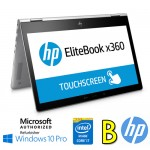 Notebook HP EliteBook X360 1030 G2 i7-7600U 16Gb 512Gb SSD 13.3' FHD Touch Screen Windows 10 Pro [Grade B]