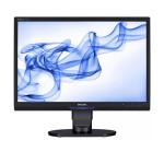 Monitor Philips Brilliance 220SW9FB LCD 22 Pollici Wide 1680 x 1050 Nero