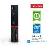 PC Lenovo Thinkcentre M700 TINY i5-6500T 2.5GHz 8Gb 128Gb SSD Windows 10 Professional