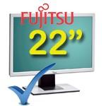 Monitor 22 Pollici Fujitsu ScenicView B22W-5 Eco LCD VGA DVI Wide