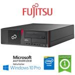 Fujitsu ESPRIMO E720 SFF Intel Pentium G3220 3.0GHz 4Gb 250Gb DVD-RW Windows 10 Professional
