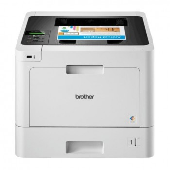 BROTHER HLL8260CDWYY1 COLOR LASER PRINTER DUPLEX WIRELESS NETWORKING