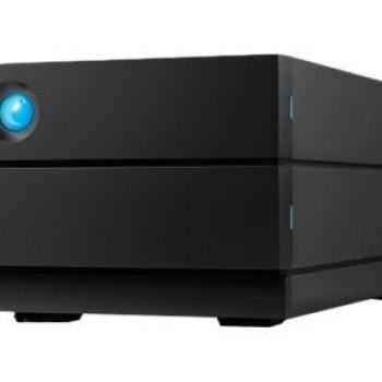 LACIE STHJ4000800 4TB LACIE 2BIG RAID USB 3.1 DESKTOP