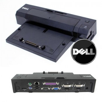 Replicatore di porte DOCKING Dell PR02X E-Port per Dell Latitude serie E M e X