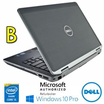 Notebook Dell Latitude E6330 Core i5-3340M 4Gb Ram 320Gb 13.3' Webcam Windows 10 Professional [GRADE B]