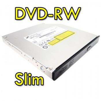 Masterizzatore DVD Slim HL Data Storage GSA-T30N Interfaccia SATA interno per PC e Notebook