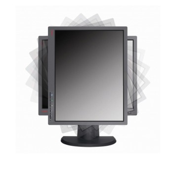 Monitor 22 Pollici Lenovo ThinkVision LT2252p LED 1680x1050 Black