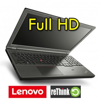 Notebook Lenovo Thinkpad T540p UltraNav Core i5-4210M 8GB 500Gb 15.6' LED Full HD Windows 10 Pro 3Y