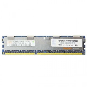 Memoria Ram per Server 4GB DDR2 DIMM 667 MHz 240 Pin PC2-5300 CL4 SDRAM Fully Buffered IBM HP Dell