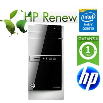 PC HP Pavilion 500-425nl Core i3-4160 4Gb 500GB DVDRW NVIDIA GeForce GTX 705 1GB Windows 10 K2D68EA 1Y