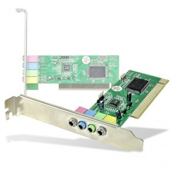 Scheda audio C-Media CL-FM801-4CH 4-Channel PCI