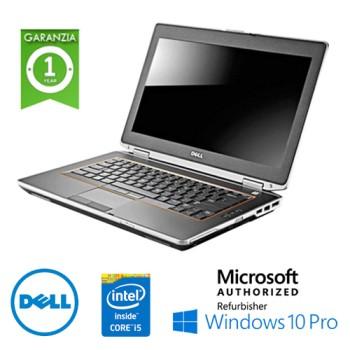 Notebook Dell Latitude E6330 Core i5-3340M 4Gb Ram 320Gb 13.3' Webcam Windows 10 Professional