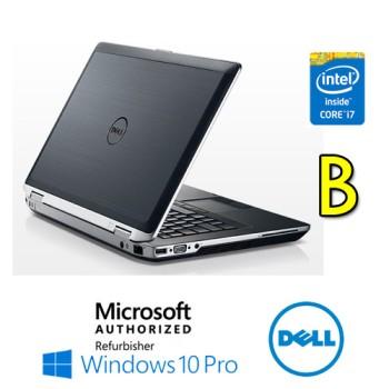 Notebook Dell Latitude E6430 Core i7-3520M 2.9GHz 4Gb Ram 320Gb 14.1' DVD-RW Windows 10 Professional [GRADE B]