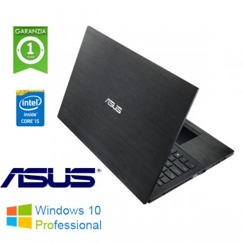 Notebook Asus Pro PU551LA-XO036G Core i5-4210U 4Gb 500Gb 15.6' DVDRW Windows 10 Professional