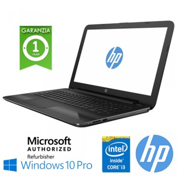 Notebook HP ProBook 250 G5 Core i3-5005U 2.0 GHz 8Gb 500Gb 15.6' LED DVD-RW Windows 10 Professional