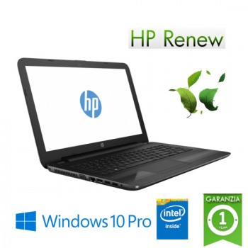 Notebook HP ProBook 250 G5 Intel N3060 4Gb 500Gb 15.6' LED AG DVDRW Windows 10 Professional X0N69EA