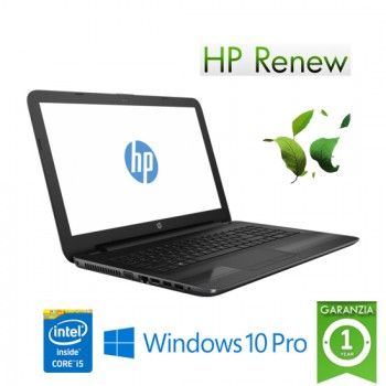 Notebook HP ProBook 250 G5 Core i5-7200U 4Gb 500Gb 15.6' DVDRW Windows 10 Professional X0R03EA